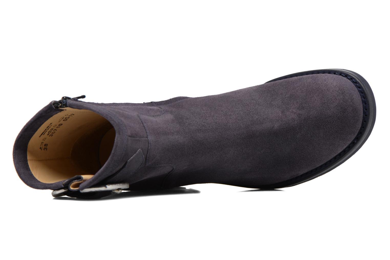 Boots en enkellaarsjes Free Lance Justy 7 Small Gero Buckle Blauw links