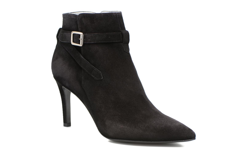 Bottines et boots Free Lance Itlys 7 Boot Ankle Strap Noir vue détail/paire
