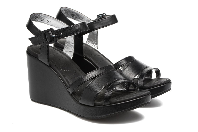 Sandales et nu-pieds Free Lance Ystad 7 Sandal Noir vue 3/4