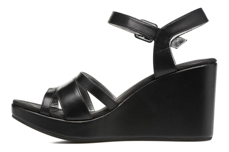 Sandales et nu-pieds Free Lance Ystad 7 Sandal Noir vue face