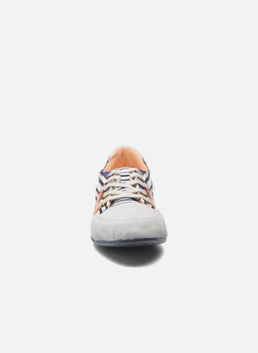 Zapatos con cordones Desigual SHOES_HAPPY 4 Multicolor vista del modelo