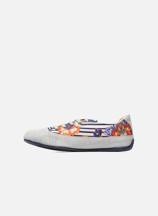 Zapatos con cordones Desigual SHOES_HAPPY 4 Multicolor vista de frente