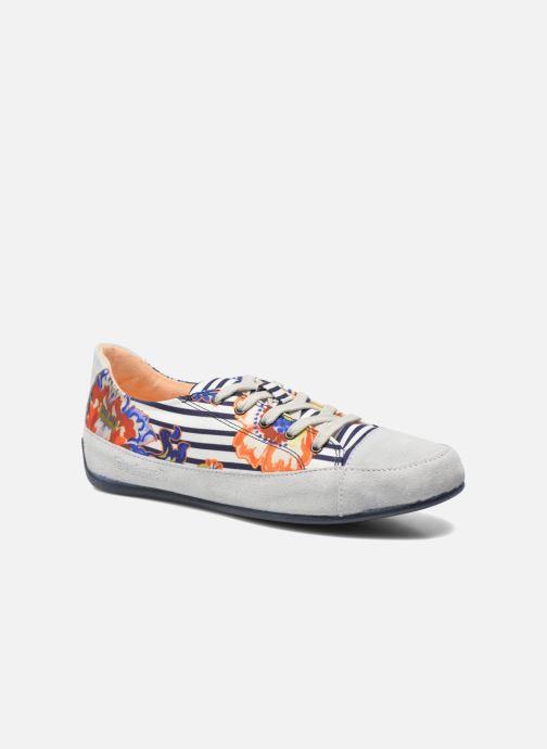 Chaussures à lacets Desigual SHOES_HAPPY 4 Multicolore vue détail/paire