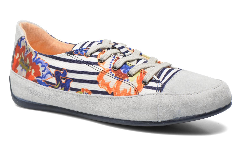 Zapatos con cordones Desigual SHOES_HAPPY 4 Multicolor vista de detalle / par