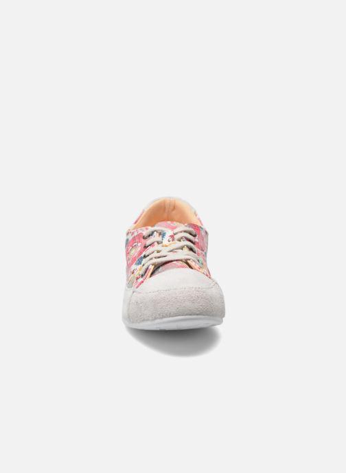 Zapatos con cordones Desigual SHOES_HAPPY 9 Multicolor vista del modelo