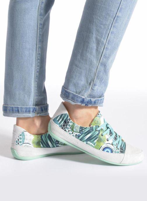 Zapatos con cordones Desigual SHOES_HAPPY Multicolor vista de abajo