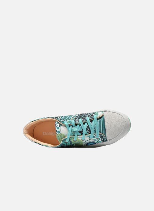 Zapatos con cordones Desigual SHOES_HAPPY Multicolor vista lateral izquierda