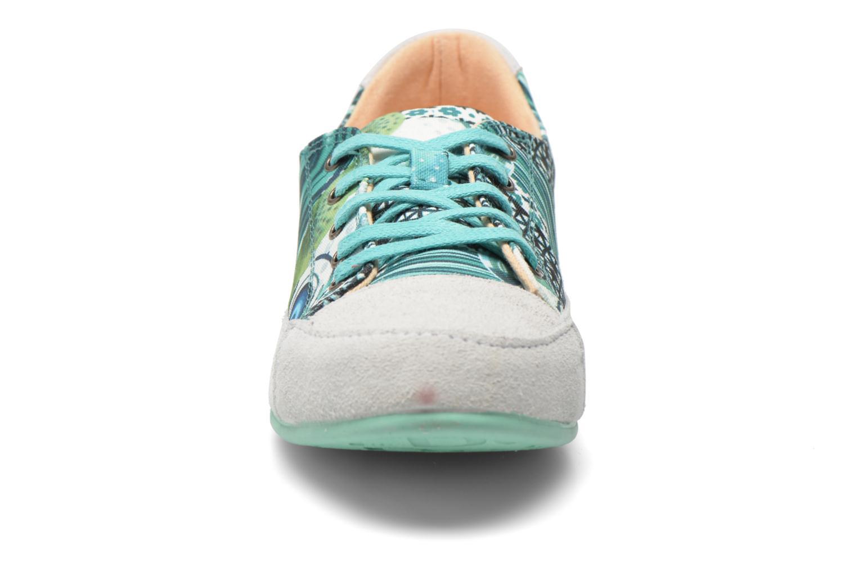 Zapatos con cordones Desigual SHOES_HAPPY Multicolor vista del modelo