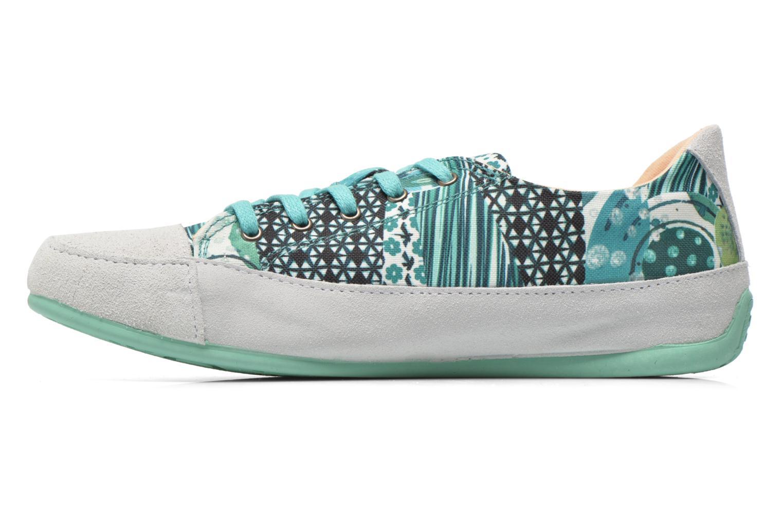 Zapatos con cordones Desigual SHOES_HAPPY Multicolor vista de frente