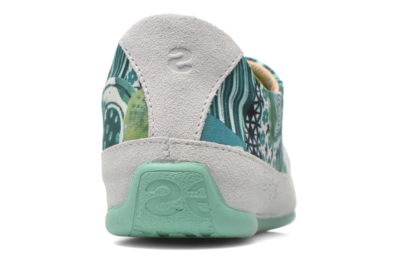 Zapatos con cordones Desigual SHOES_HAPPY Multicolor vista lateral derecha