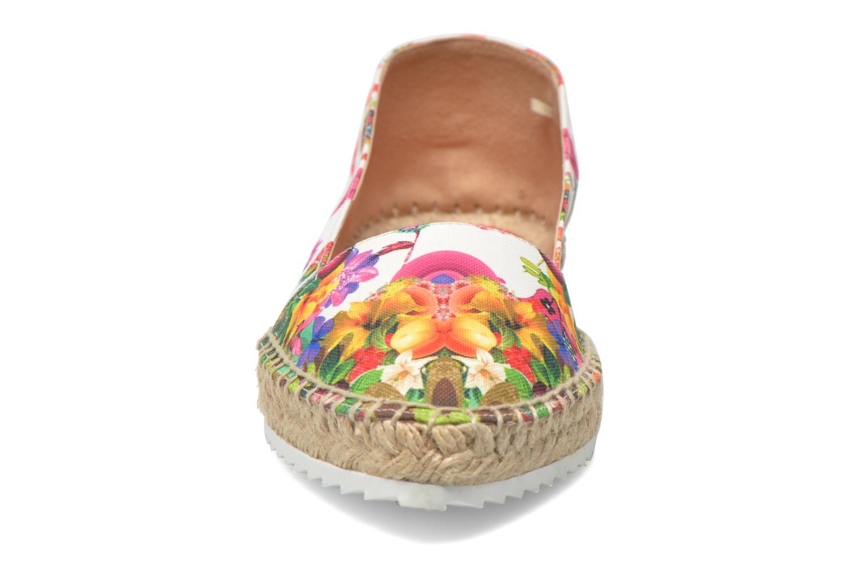Espadrilles Desigual SHOES_GABRIELA 6 Multicolore vue portées chaussures