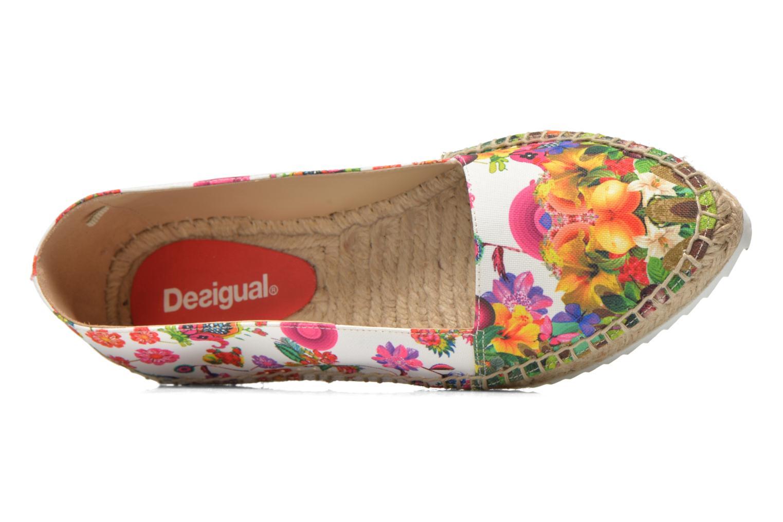 Espadrilles Desigual SHOES_GABRIELA 6 Multicolore vue gauche
