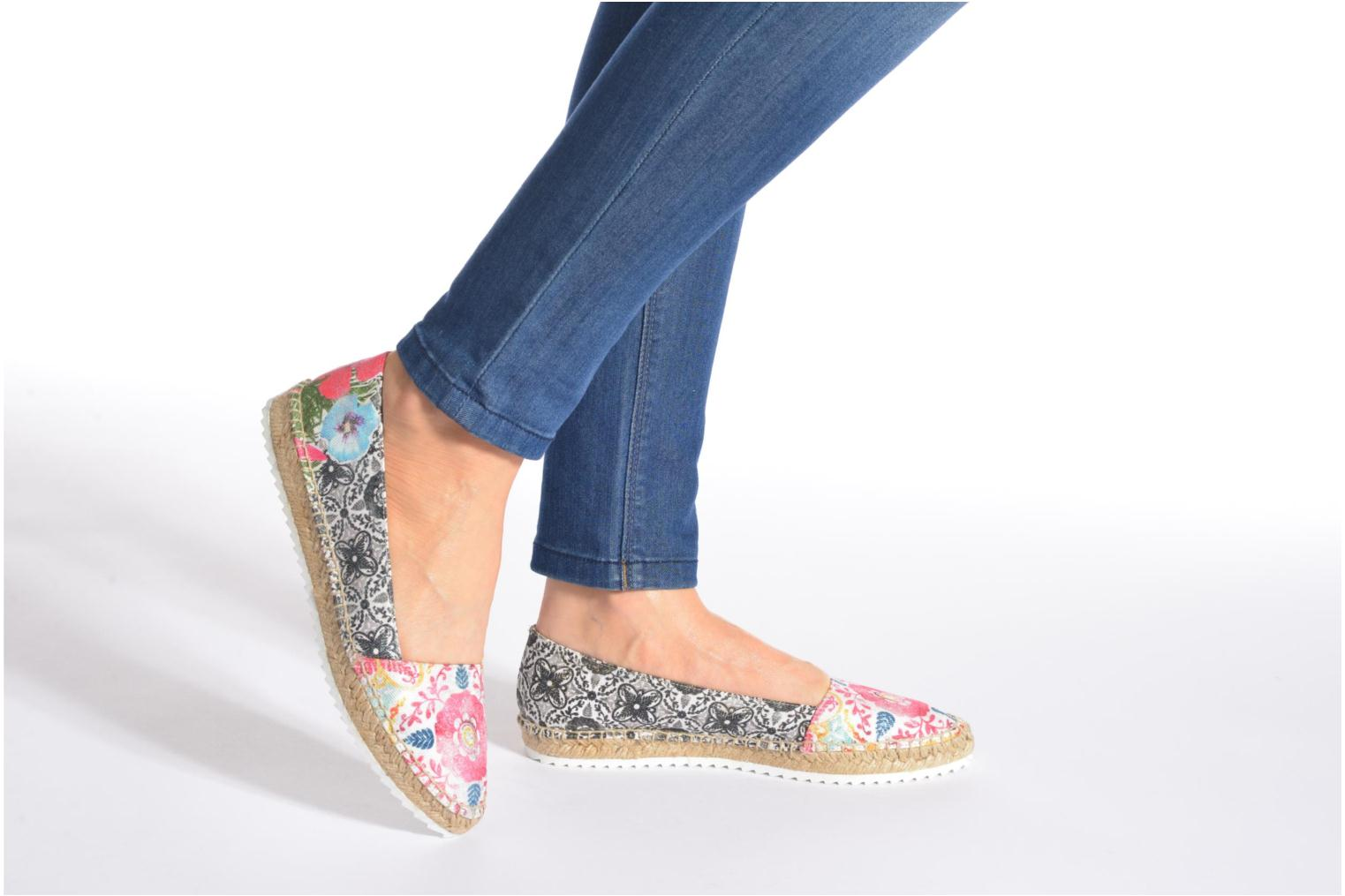 Espadrilles Desigual SHOES_GABRIELA 1 Multicolor view from underneath / model view