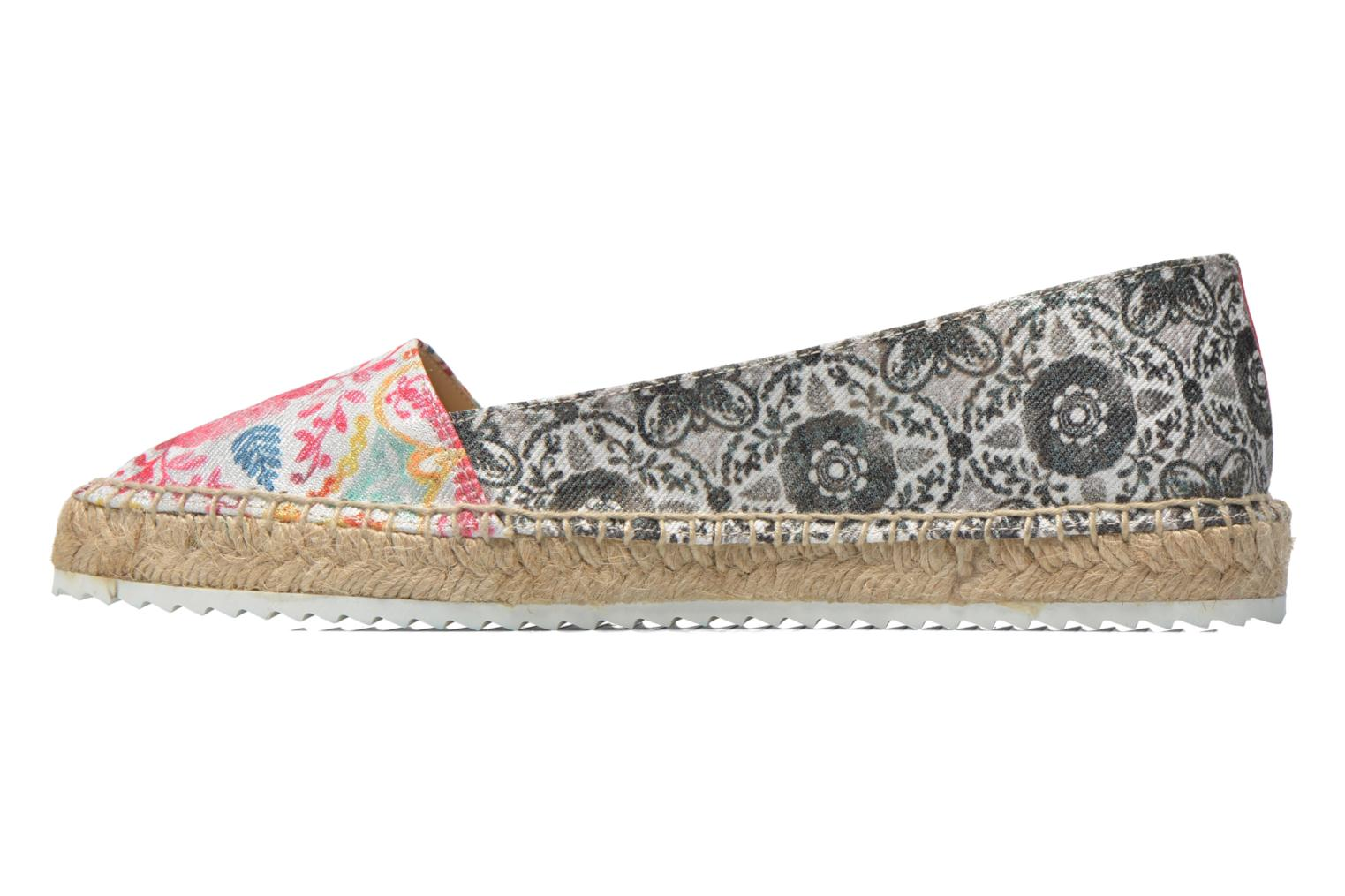 Espadrilles Desigual SHOES_GABRIELA 1 Multicolor front view