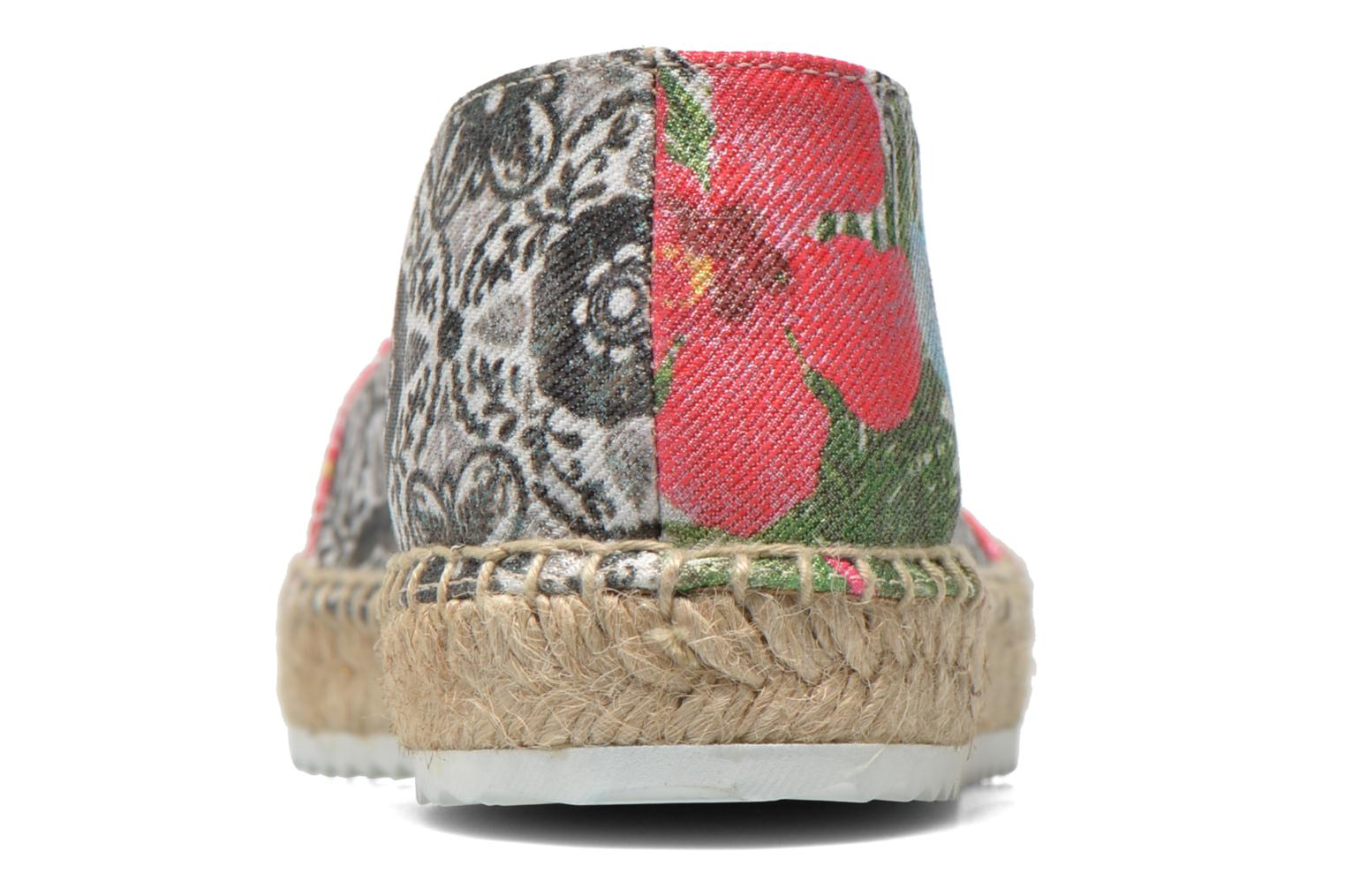 Espadrilles Desigual SHOES_GABRIELA 1 Multicolor view from the right