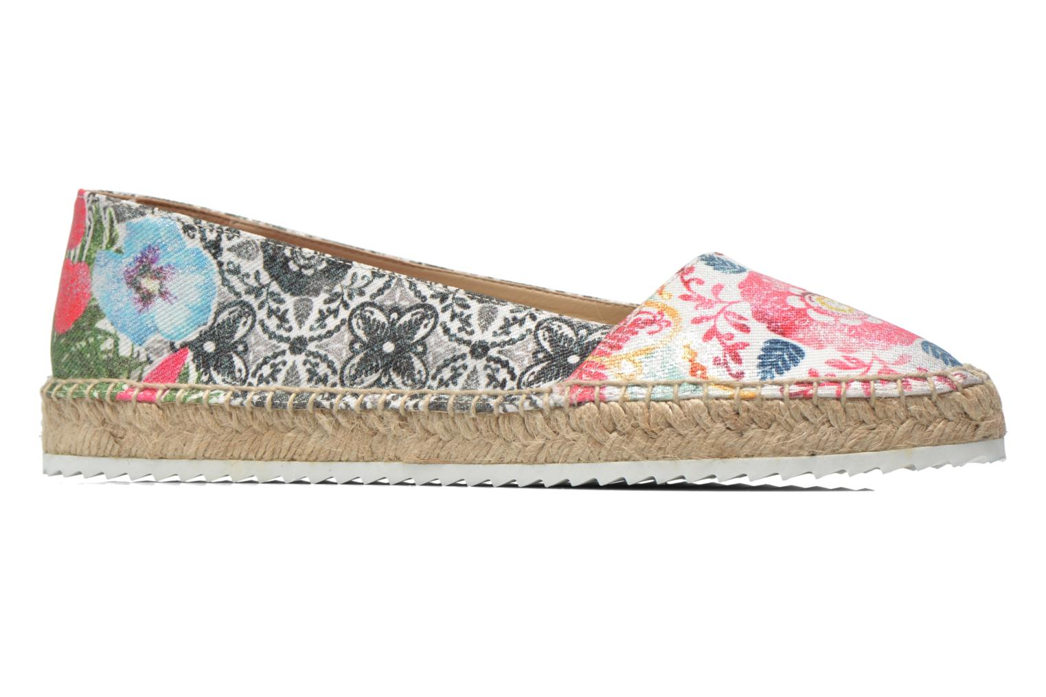Espadrilles Desigual SHOES_GABRIELA 1 Multicolor back view