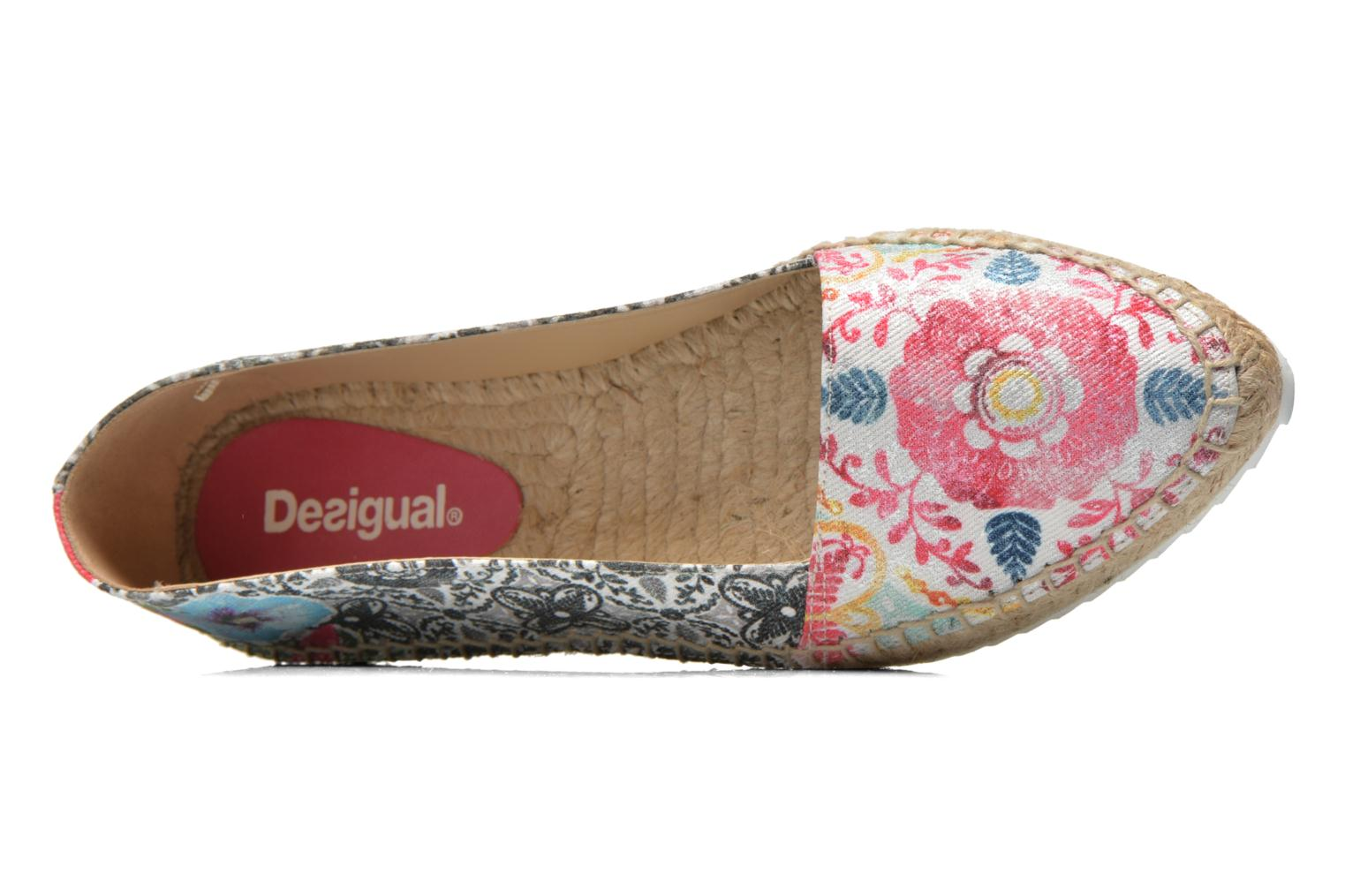 Espadrilles Desigual SHOES_GABRIELA 1 Multicolor view from the left