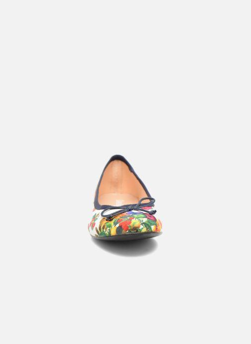 Ballerines Desigual SHOES_MISSIA 7 Multicolore vue portées chaussures