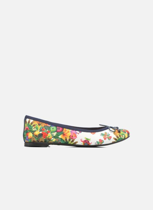 Bailarinas Desigual SHOES_MISSIA 7 Multicolor vistra trasera