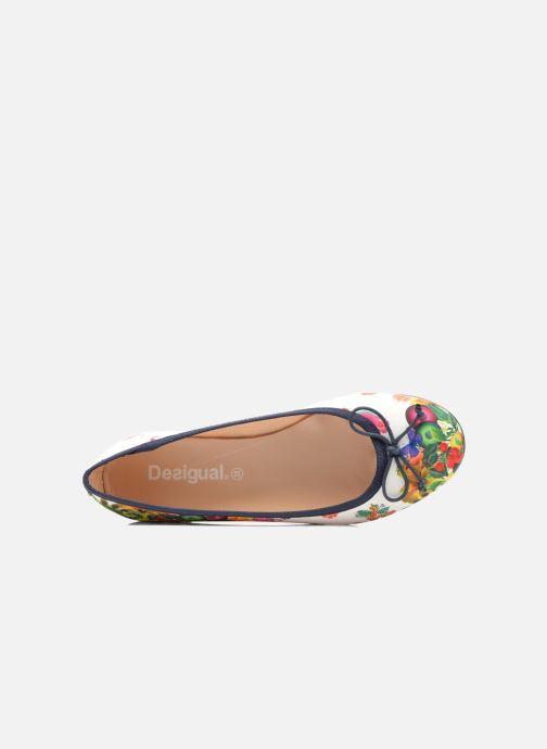 Ballerine Desigual SHOES_MISSIA 7 Multicolore immagine sinistra