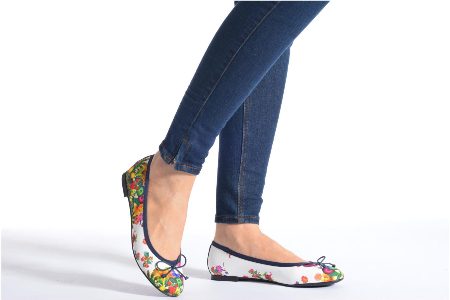 Ballet pumps Desigual SHOES_MISSIA 7 Multicolor view from underneath / model view