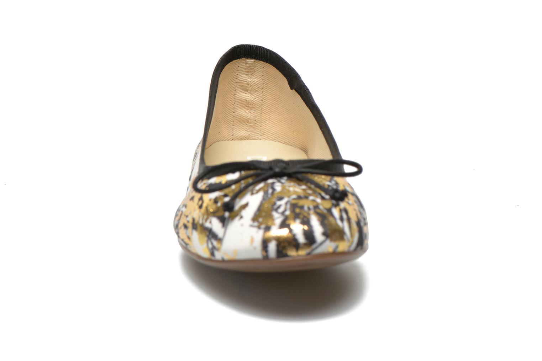 Ballerines Desigual SHOES_MISSIA 6 Multicolore vue portées chaussures
