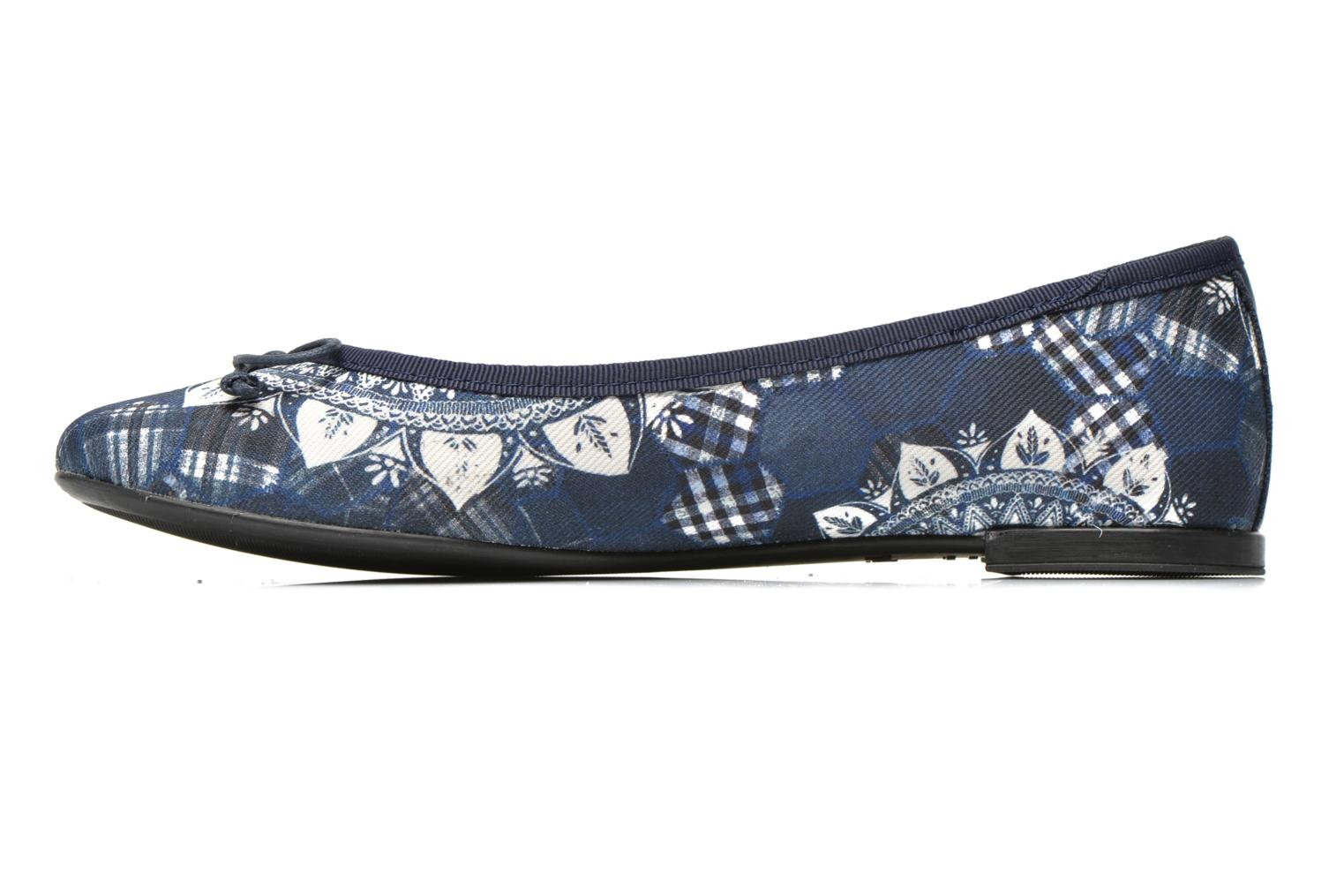 Ballerines Desigual SHOES_MISSIA 2 Bleu vue face