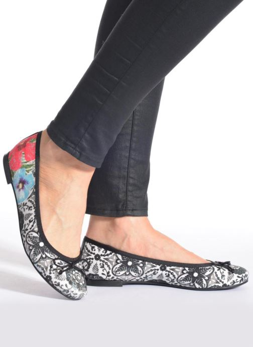 Ballet pumps Desigual SHOES_MISSIA 3 Multicolor view from underneath / model view
