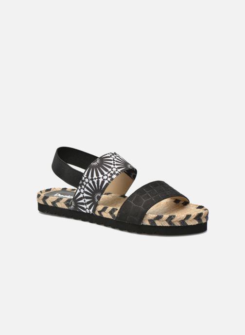 4719cee1f0c ... Zapatos Mujer · Mujer Desigual  SHOES  FORMENTERA. Sandalias Desigual  SHOES  FORMENTERA Negro vista de detalle   par
