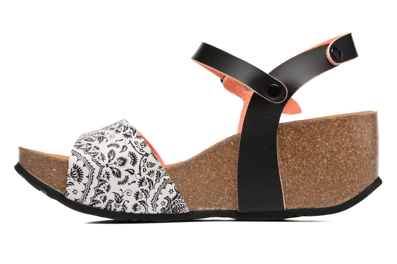 Sandales et nu-pieds Desigual SHOES_BIO 7 Multicolore vue face