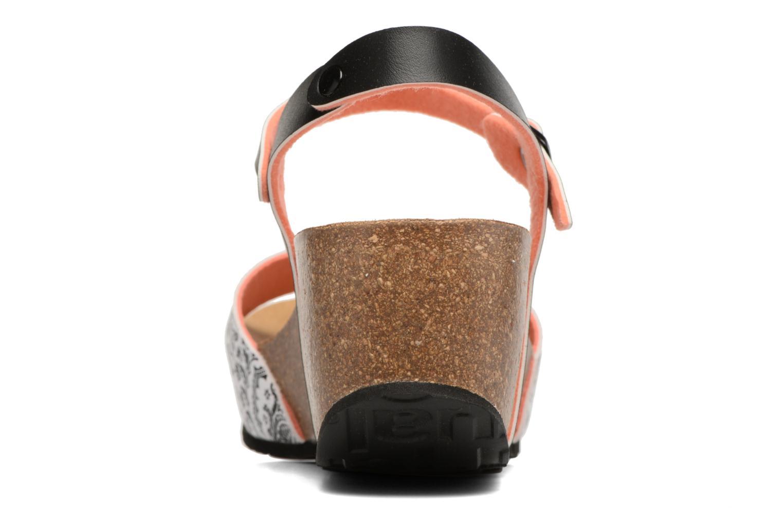 Sandales et nu-pieds Desigual SHOES_BIO 7 Multicolore vue droite