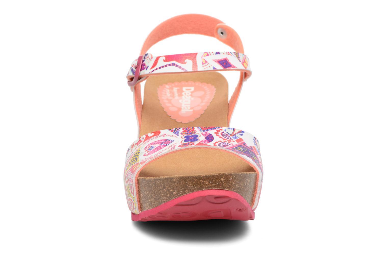Sandalias Desigual SHOES_BIO 7 Multicolor vista del modelo