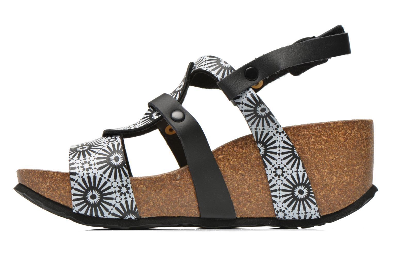 Sandalen Desigual SHOES_BIO 9 ANISSA ALHAMBRA mehrfarbig ansicht von vorne