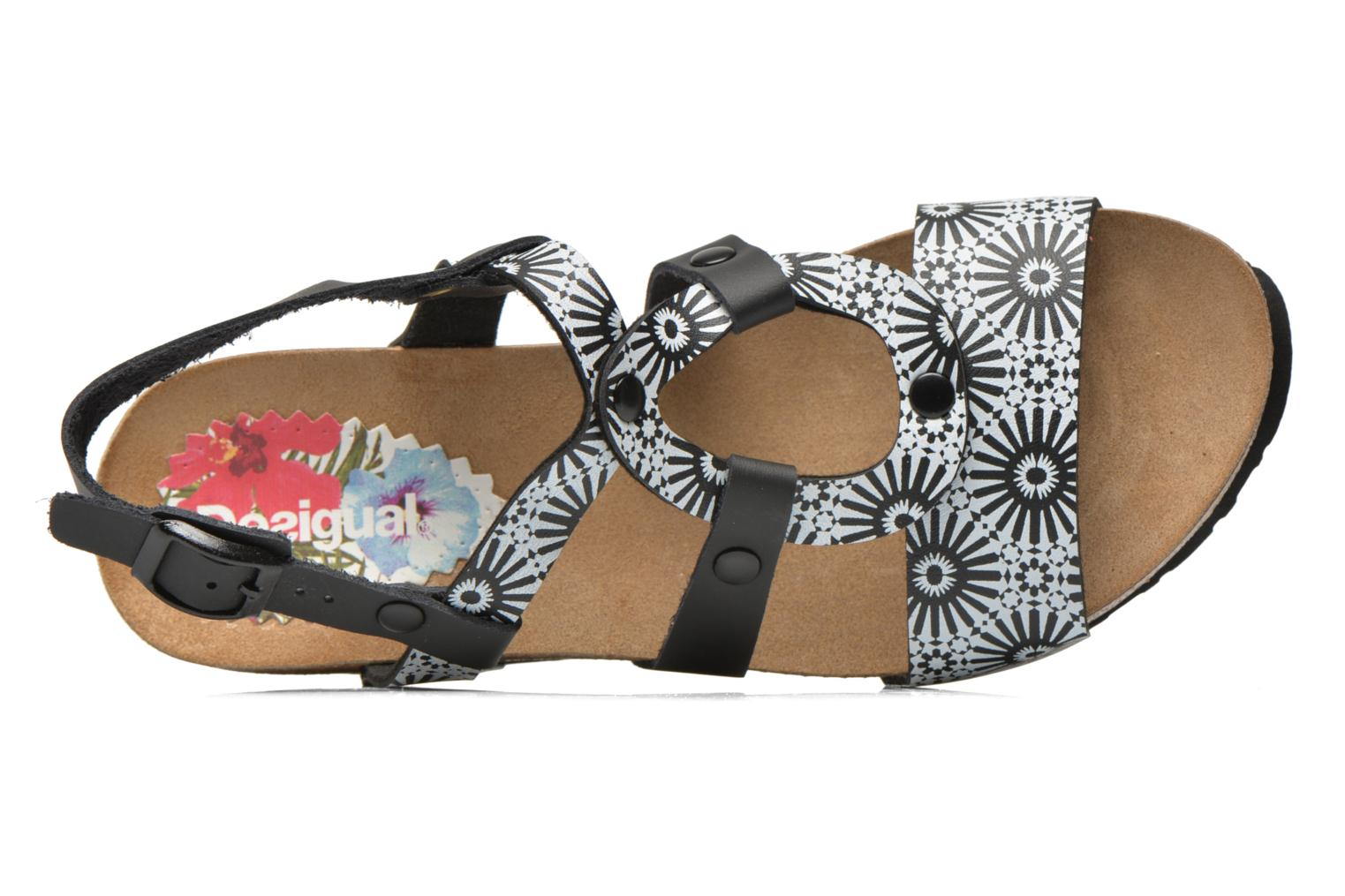 Sandals Desigual SHOES_BIO 9 ANISSA ALHAMBRA Multicolor view from the left