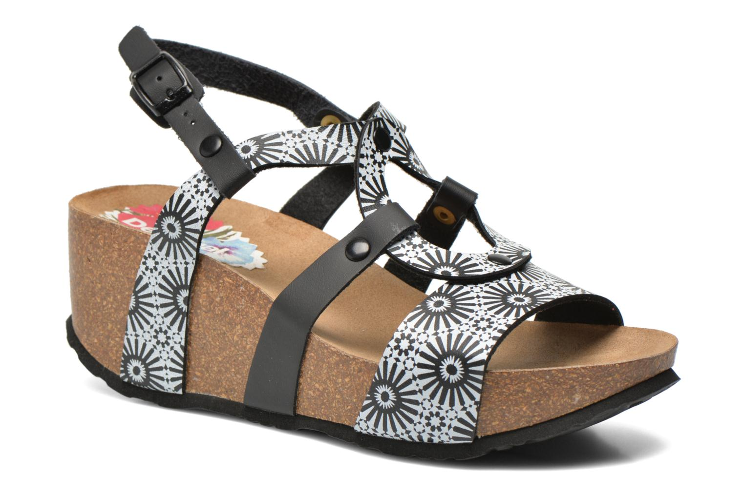 Sandals Desigual SHOES_BIO 9 ANISSA ALHAMBRA Multicolor detailed view/ Pair view