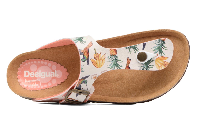 Sandalias Desigual SHOES_BIO 3 Multicolor vista lateral izquierda