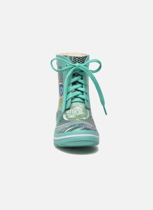 Bottines et boots Desigual SHOES_CAIQU Vert vue portées chaussures