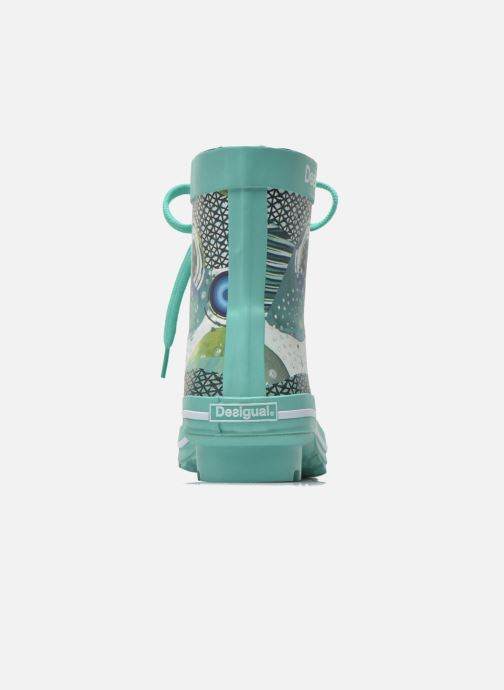 Ankle boots Desigual SHOES_CAIQU Green view from the right