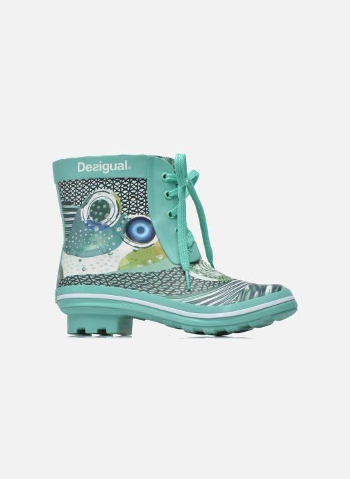 Stiefeletten & Boots Desigual SHOES_CAIQU grün ansicht von hinten
