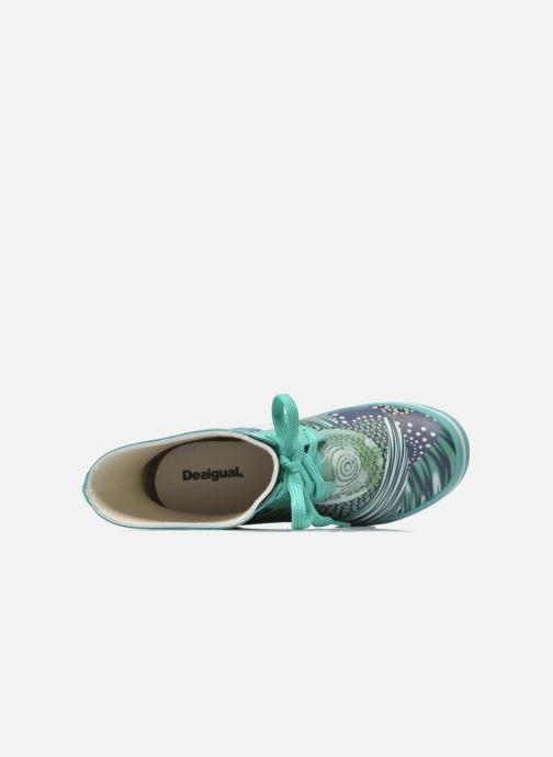 Stiefeletten & Boots Desigual SHOES_CAIQU grün ansicht von links