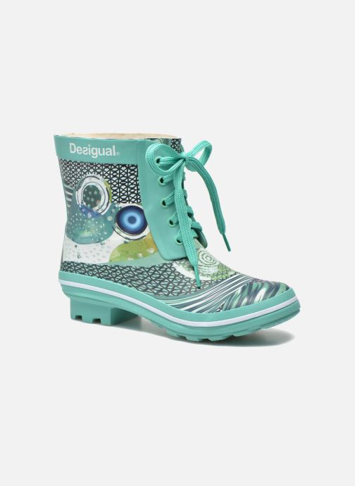 Ankle boots Desigual SHOES_CAIQU Green detailed view/ Pair view