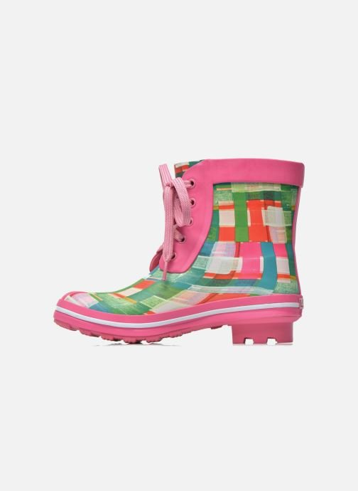 Stiefeletten & Boots Desigual SHOES_FAELA mehrfarbig ansicht von vorne