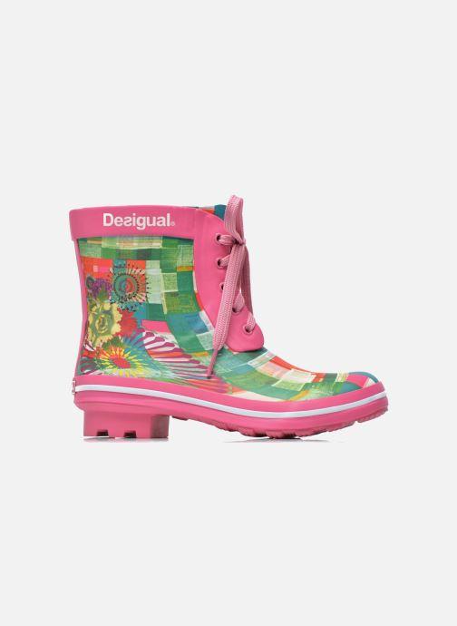 Ankle boots Desigual SHOES_FAELA Multicolor back view