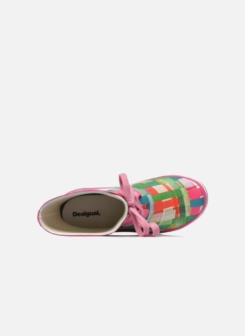 Stiefeletten & Boots Desigual SHOES_FAELA mehrfarbig ansicht von links