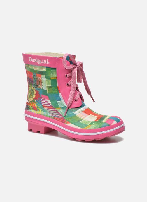 Stiefeletten & Boots Desigual SHOES_FAELA mehrfarbig detaillierte ansicht/modell
