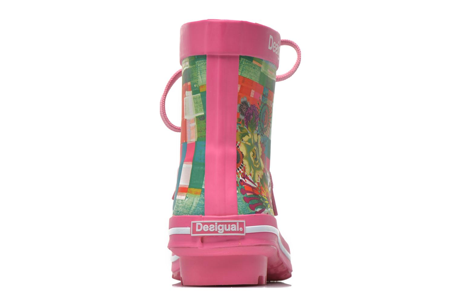 Ankle boots Desigual SHOES_FAELA Multicolor view from the right