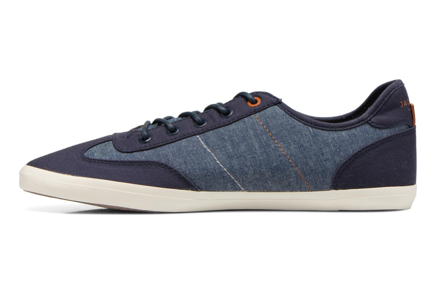 Baskets Jack & Jones JJ Siesta Bleu vue face