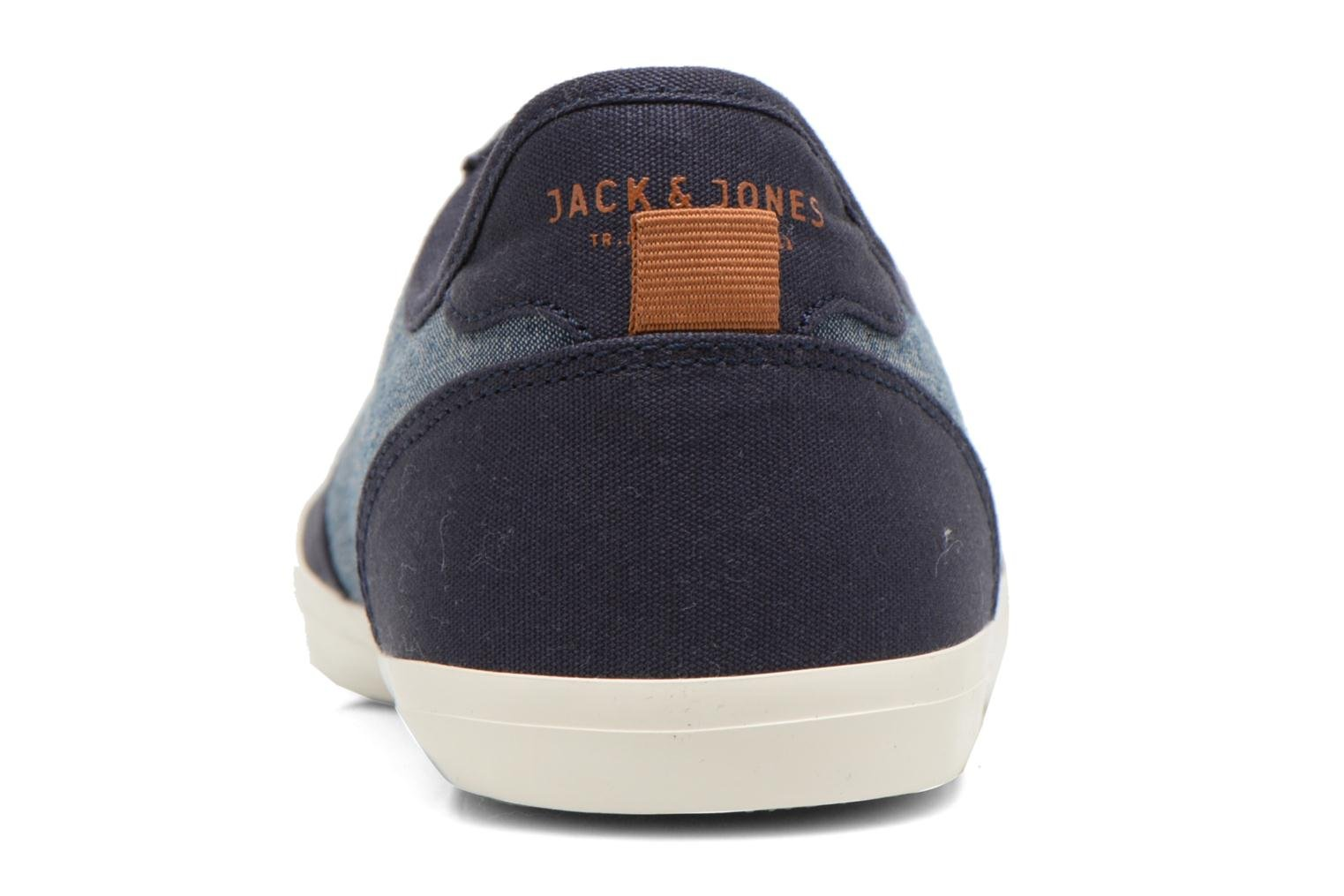 Trainers Jack & Jones JJ Siesta Blue view from the right