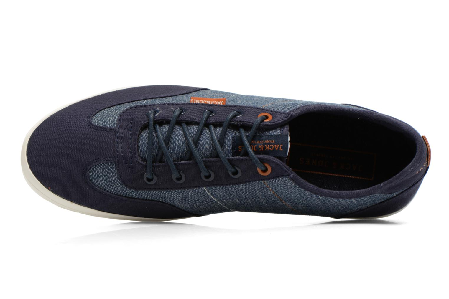 Trainers Jack & Jones JJ Siesta Blue view from the left
