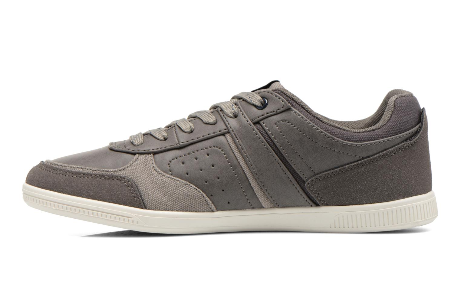 Baskets Jack & Jones JJ Barcello Gris vue face
